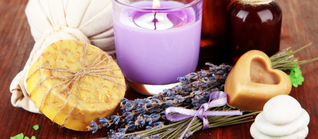 Aromatherapy and Hydrotherapy